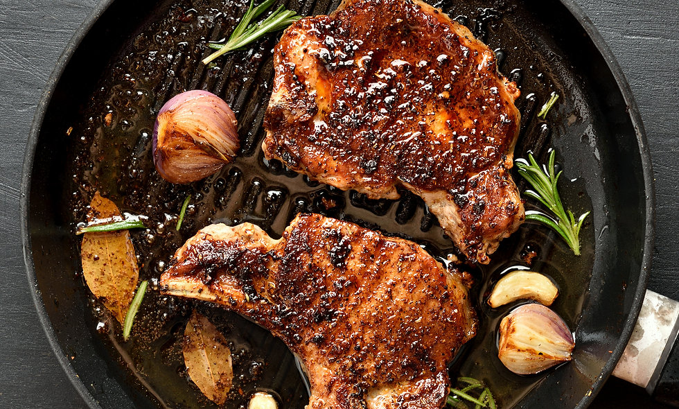 Pasture-Raised Pork Chop