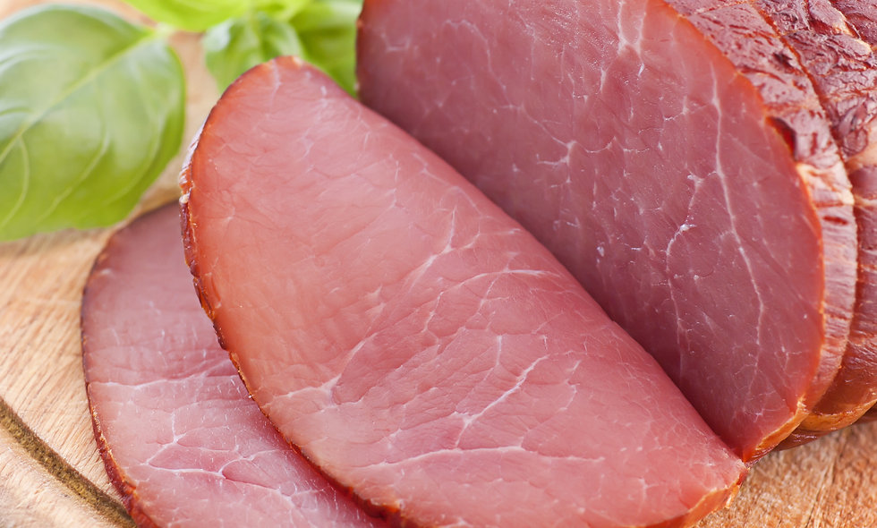 Pasture-Raised Canadian Bacon