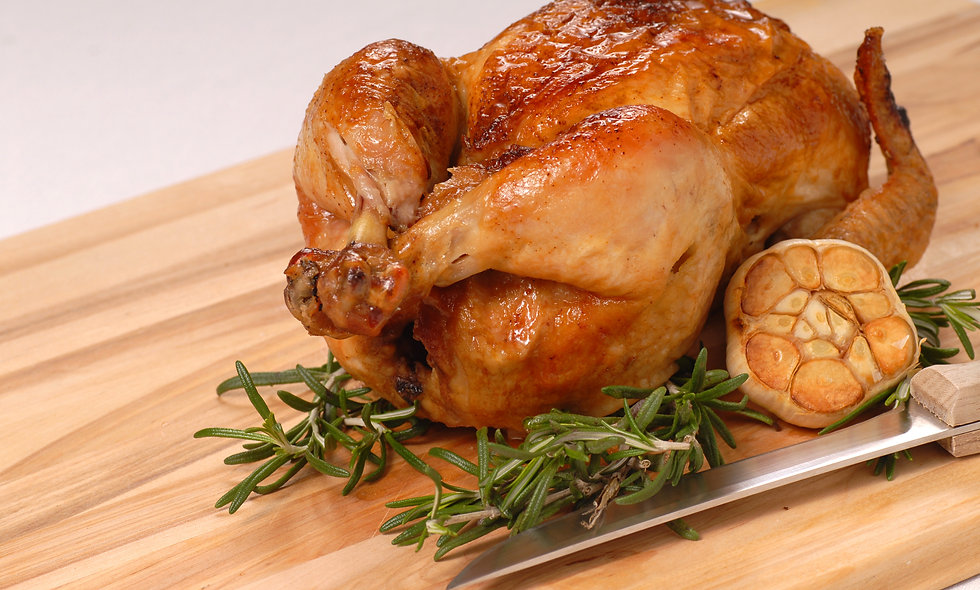 Pasture-Raised Whole Chicken