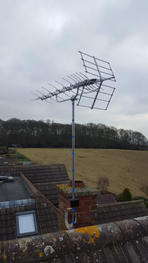 Galaxy Aerials - Aerial Work We Have Done