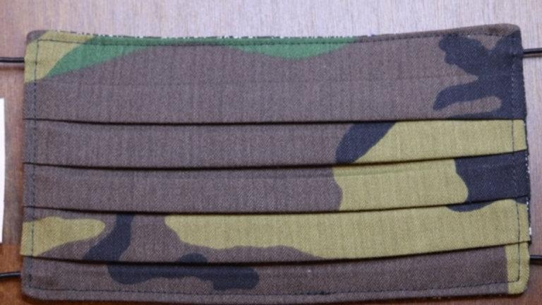 Fabric Design 134 - Camo