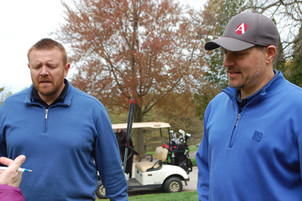 Sponsors and Committee Members Greg and Andy from Advantage Remodel