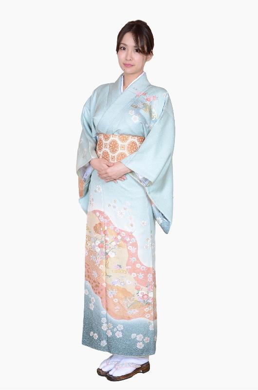 купить ткань для кимоно япония женского