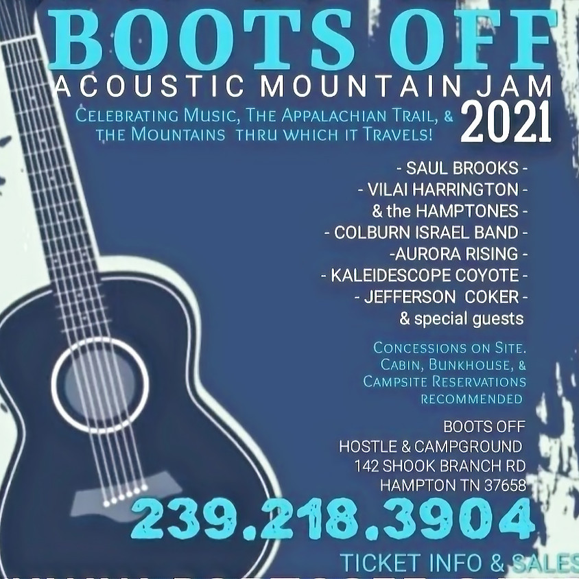 Boots Off Acoustic Mountain Jam 2021
