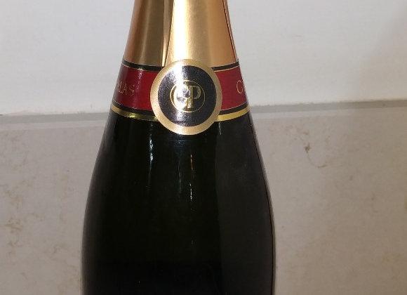מתקן לבקבוק יין או נר