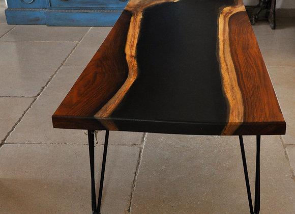שולחן נחל לסלון