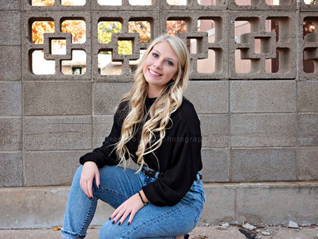 Haley - Ponca City High School - Class of 2020