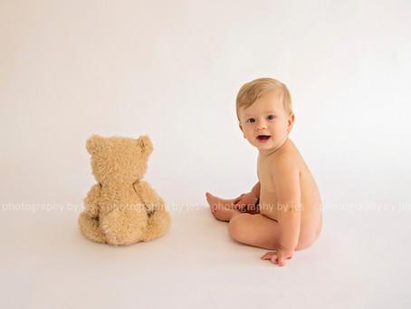 Jack-Jack is 9 months