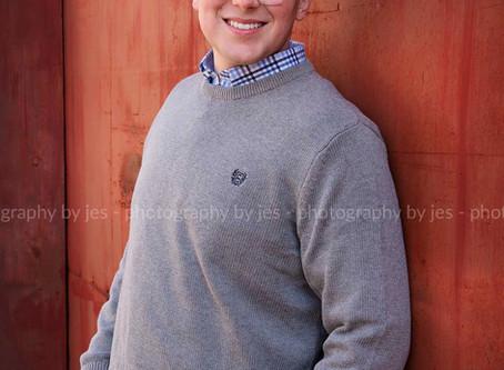 Conner - Stillwater High School - Class of 2020