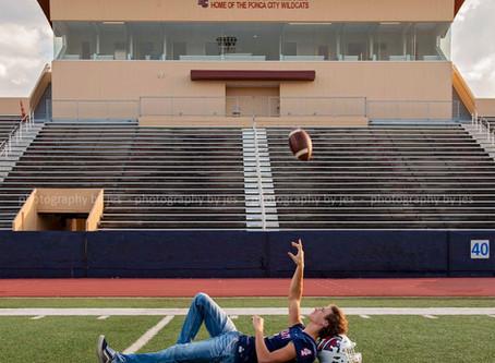 Blake - Ponca City  High School - Class of 2020