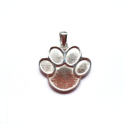 Dog Pendant - Memorial Jewellery