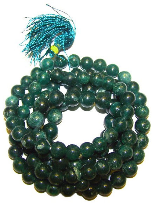 108 Bead Mala - Jade