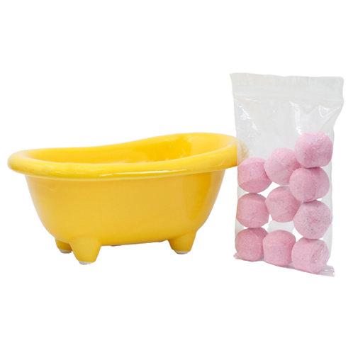 Chill Pill & Bath Gift Set - Passion Fruit