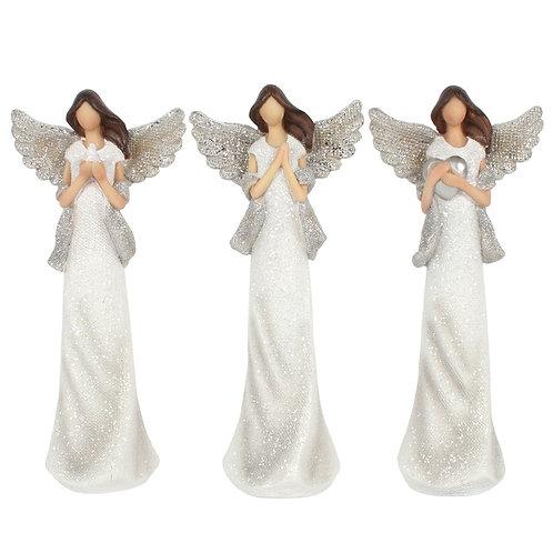 Peace Pray Love Small Angels