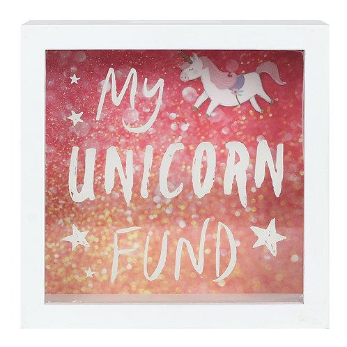 Unicorn Fund Money Box