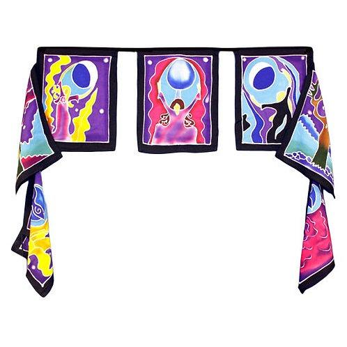 Seven Flags - Moon Goddess 7x(32x23cm)