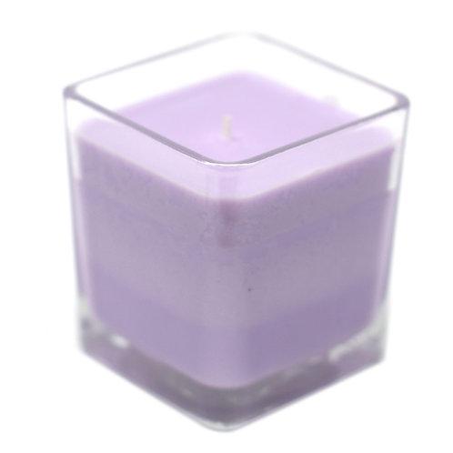 White Label Soy Wax Jar Candle - Lavender & Basil