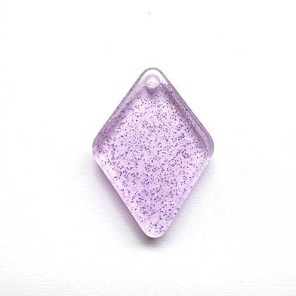 Lozenge Resin - Memorial Jewellery