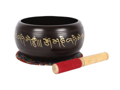 Buddha Brass Singing Bowl