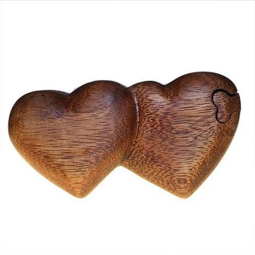 Bali Magic Box - Twin Hearts