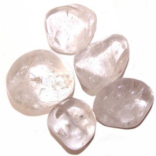 Clear Quartz Large Tumblestone