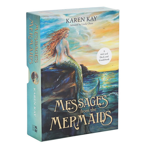 Messages from the Mermaids Tarot Deck