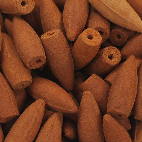 Back Flow Incense Cones - Sandalwood (Approx 225 pieces)