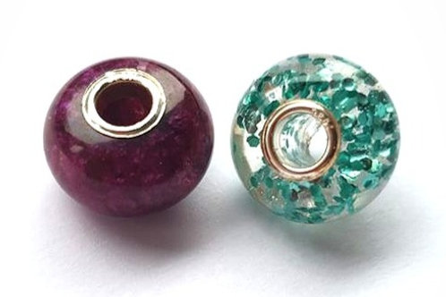 Pandora style bead for ashes