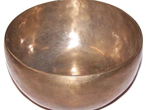Extra Large Handmade Singing Bowl