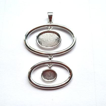 Modern Drop - Memorial Jewellery