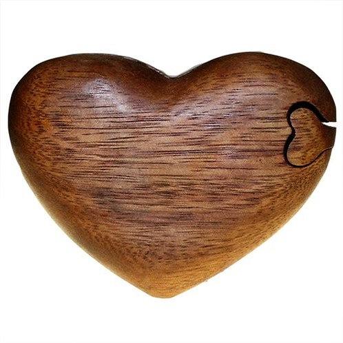Bali Magic Box - Single Heart