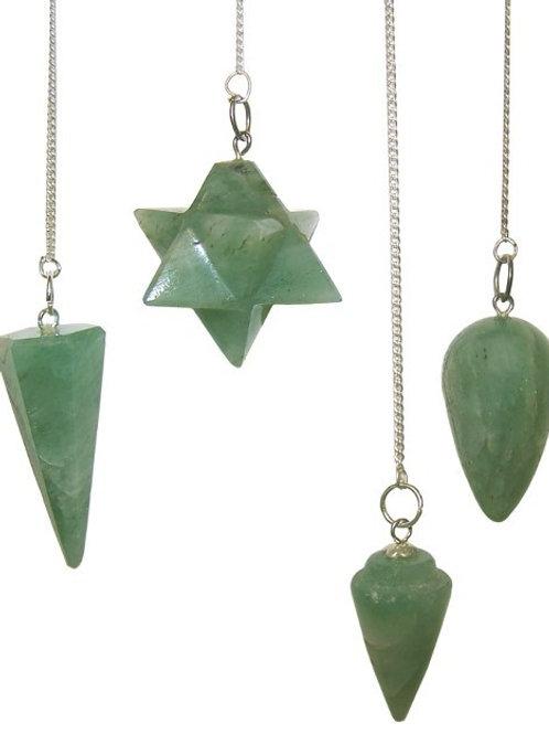 Magic Pendulum - Green Aventurine