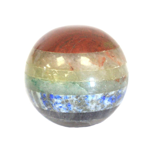 Chakra Spheres 40-50mm