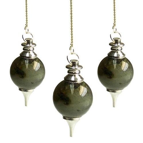 Sphere Pendulums - Labrodorite