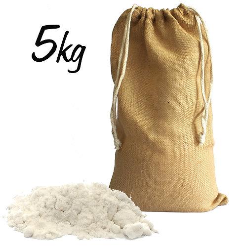 White Himalayan Bath Salts Fine Grain - 5kg Sack