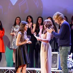 Premiazione Alice Pedol
