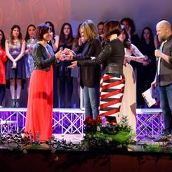 Premiazione  Francesca Simone