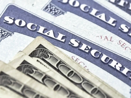 How much is the monthly Social Security Disability and SSI monthly benefit for 2021?