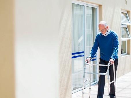 Does an Assistive Device like a cane or walker help my Social Security disability case?