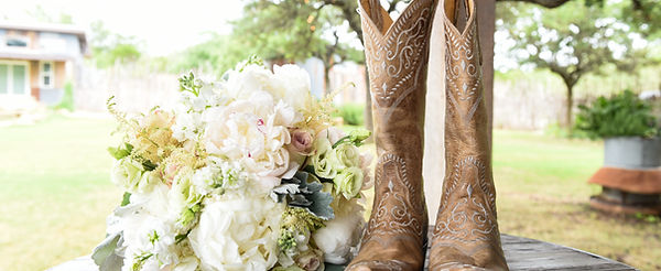 Wedding Flowers Rustic