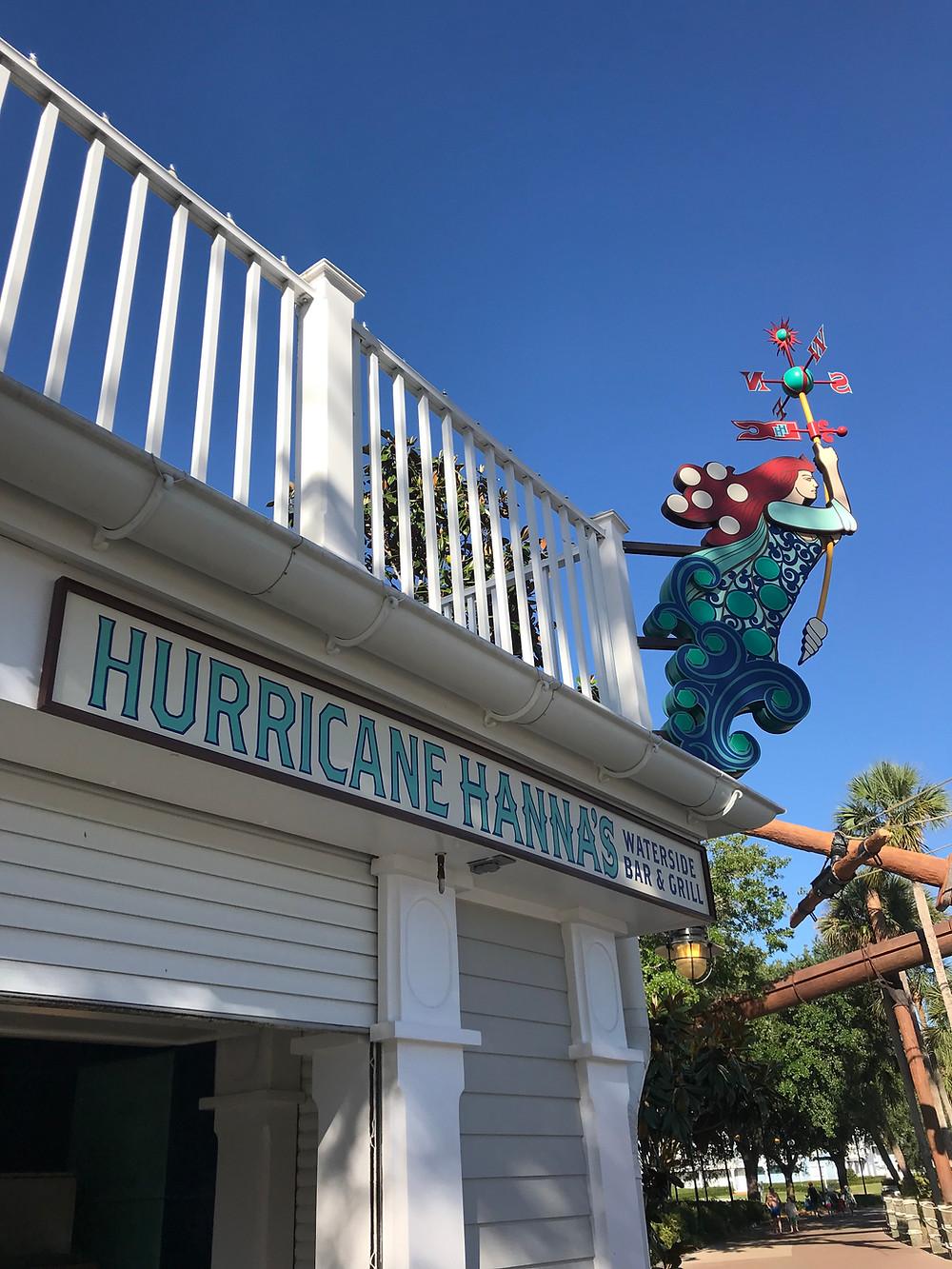 Hurricane Hanna's