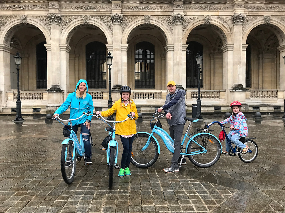 Bike Tour with Blue Fox
