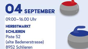 Kantonalverband: Street-Curling am 4./5. September 2021