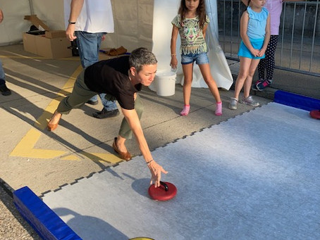 Kantonalverband: Erfolgreiches Street-Curling in Schlieren & Winterthur