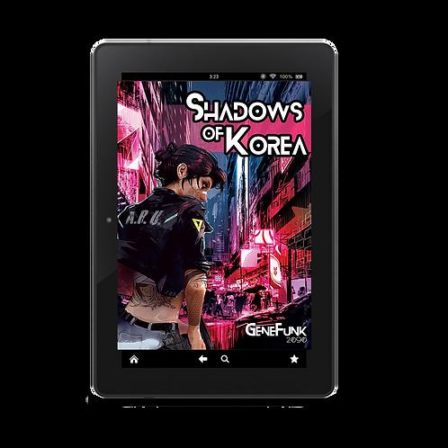 Shadows of Korea - Bookmarked PDF