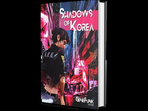 Shadows of Korea - Hardcover + PDF