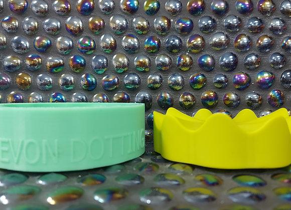 Wavey soap dish/ trinket tray silicone mould