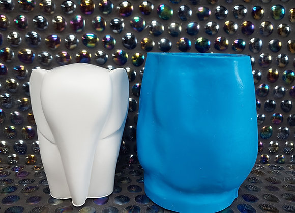 Elephant silicone mould.