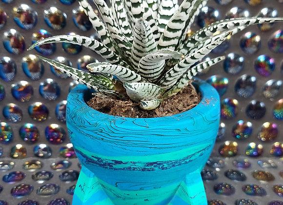 Rocket pot silicone mould/plant pot mold