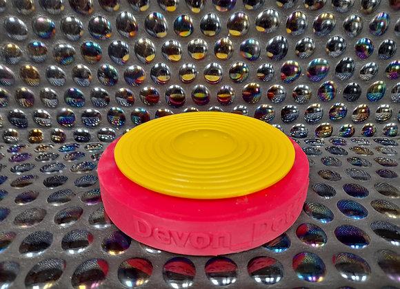 Orbital incense holder silicone mould